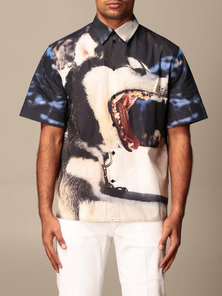 Рубашка Мужское Msgm