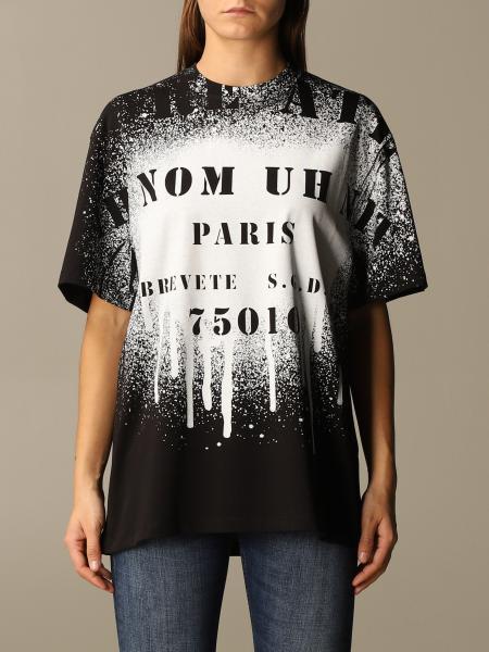 Ih Nom Uh Nit: T-shirt Ih Nom Uh Nit con big stampa