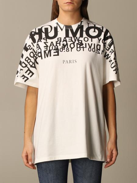 Ih Nom Uh Nit: T-shirt Ih Nom Uh Nit con stampa logo