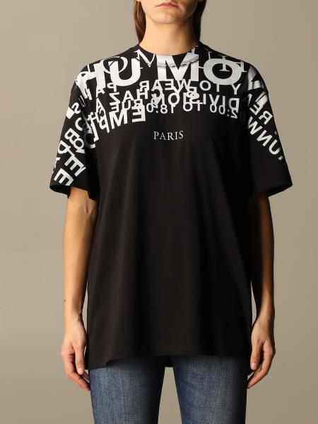 Ih Nom Uh Nit: T-shirt Ih Nom Uh Nit con big logo