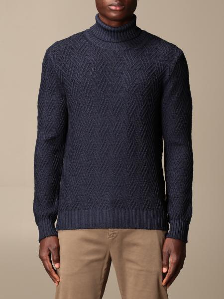 Gran Sasso: Gran Sasso turtleneck in virgin wool