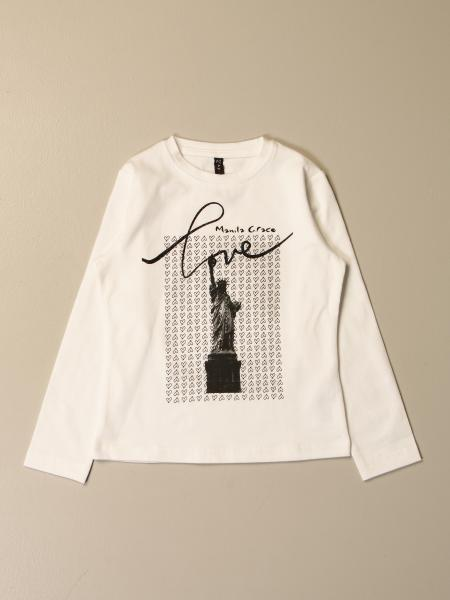 Manila Grace t-shirt with love print