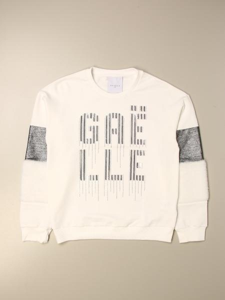 Gaëlle Paris crewneck sweatshirt with logo
