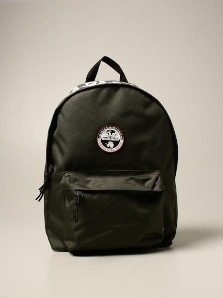 Happy Daypack Napapijri canvas backpack