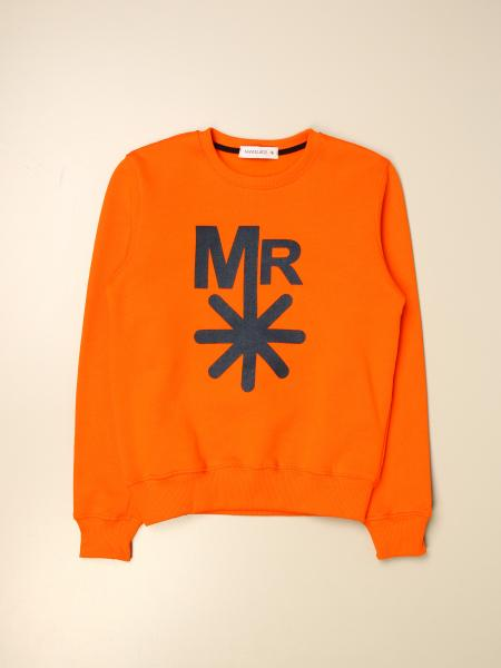 Manuel Ritz crewneck sweatshirt with logo