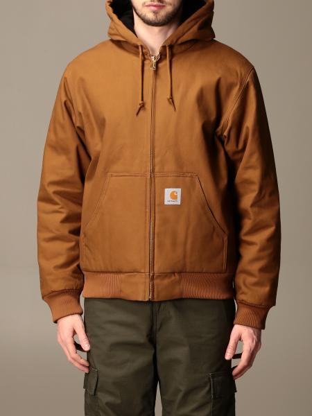 Carhartt sports jacket with hood and zip