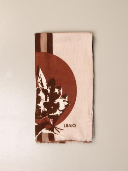 Liu Jo patterned scarf