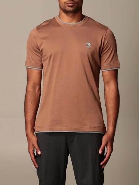Eleventy: T-shirt Eleventy in cotone con logo