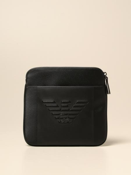 Shoulder bag men Emporio Armani