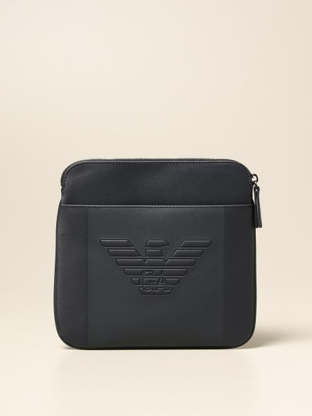 Shoulder bag men Emporio Armani