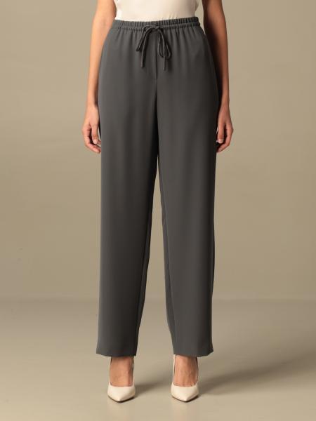 Wide Emporio Armani jogging trousers