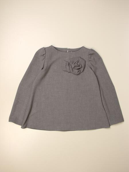 Monnalisa sweater with floral application