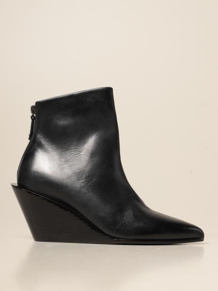 Marsèll: Marsèll Coneppa ankle boot in real leather