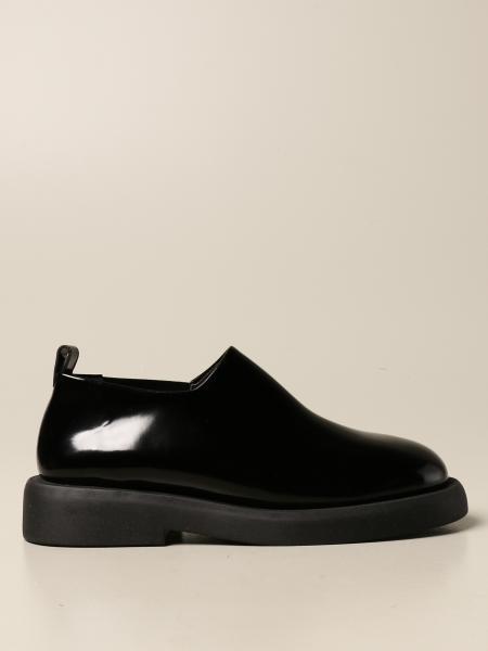 Pantofola Gommello Marsèll in pelle lucida