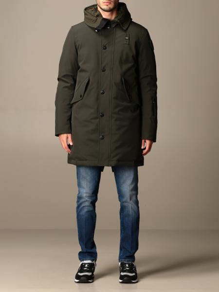 Пальто Мужское Blauer