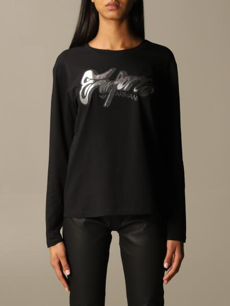 Emporio Armani women: T-shirt women Emporio Armani