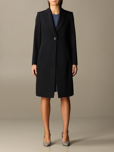 Emporio Armani women: Coat women Emporio Armani