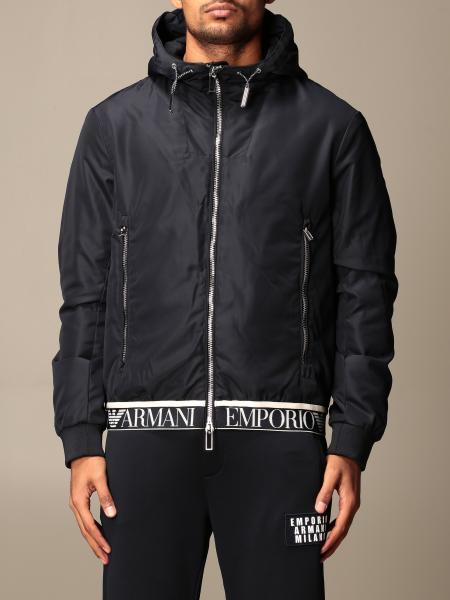Emporio Armani МУЖСКОЕ: Пальто Мужское Emporio Armani