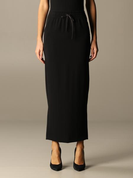 Emporio Armani skirt with drawstring