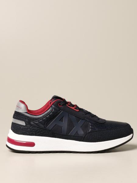 Armani Exchange МУЖСКОЕ: Спортивная обувь Мужское Armani Exchange
