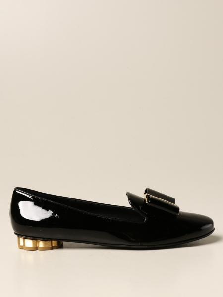 Salvatore Ferragamo 女士: 芭蕾平底鞋 女士 Salvatore Ferragamo