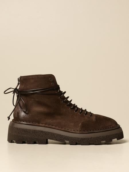 Marsèll Dentolone ankle boot in suede