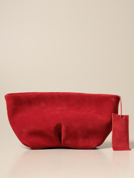 Marsèll Spinetto pouch in suede