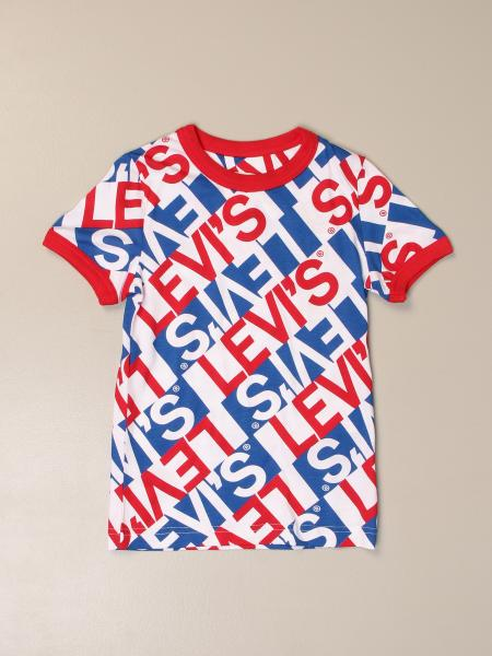 Levi's: T-shirt Levi's con logo all over