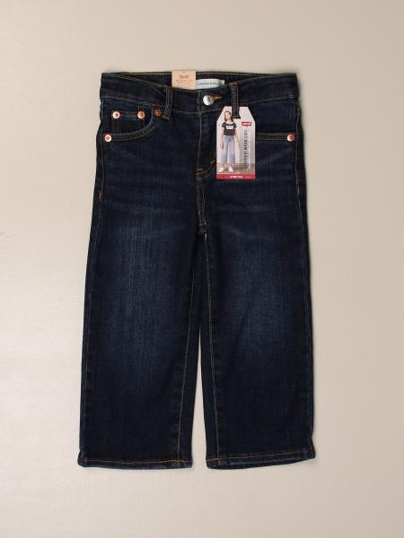 Jeans Levi's ampio in denim used