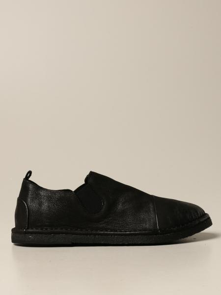 Parellara Marsell leather slipper