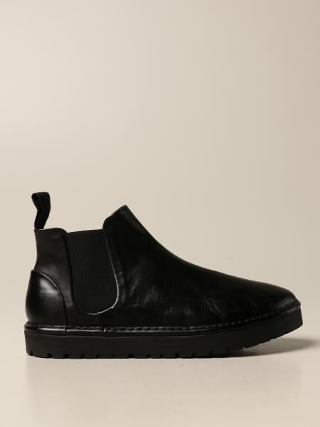 Sancrispa Marsell leather ankle boot