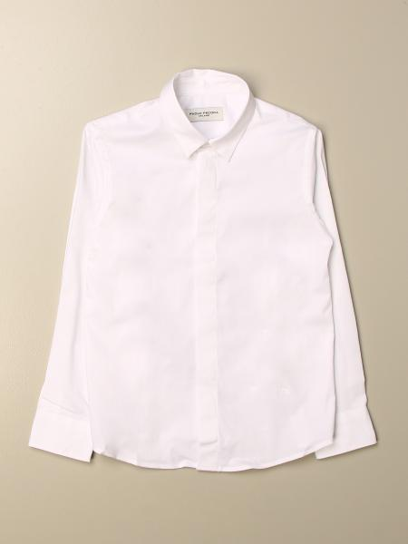 Paolo Pecora basic shirt in cotton