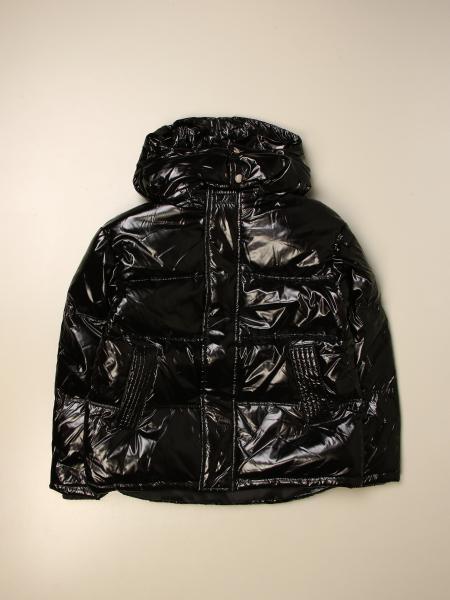 Diesel hooded down jacket
