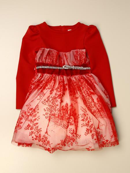 连衣裙 儿童 Monnalisa