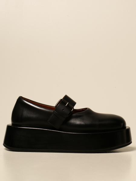 Marsèll Piattaforma Shoe in calfskin
