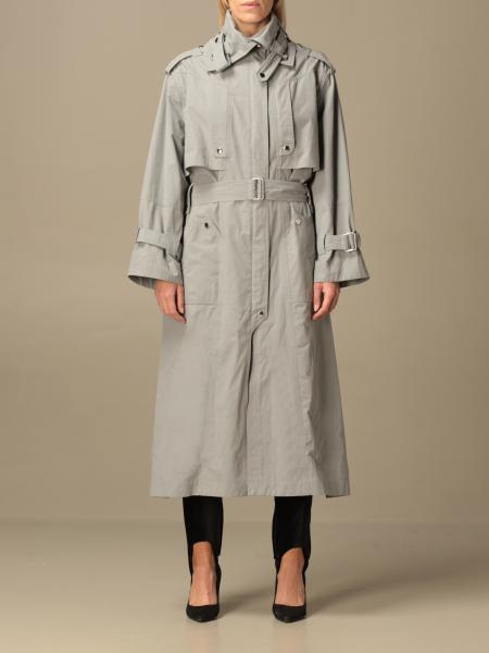 Kenzo: Kenzo long single-breasted trench coat