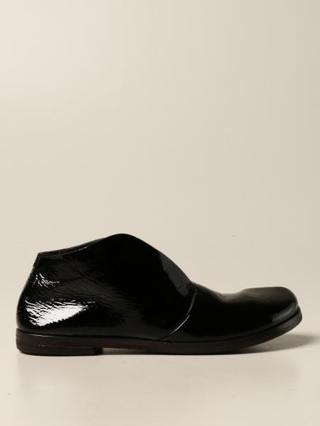 Marsèll: Marsell Listello slipper in deerskin