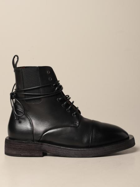 Marsèll: Marsèll Mentone ankle boot in leather
