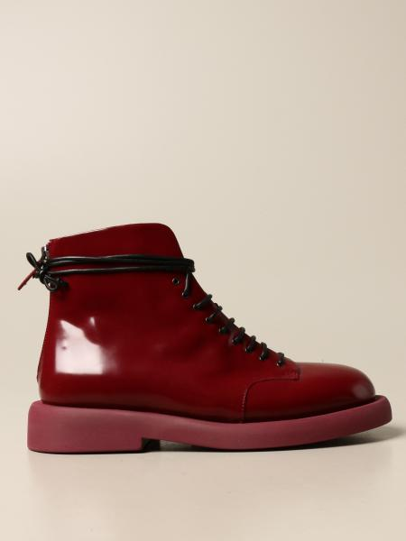 Marsèll Gommello ankle boot in shiny leather