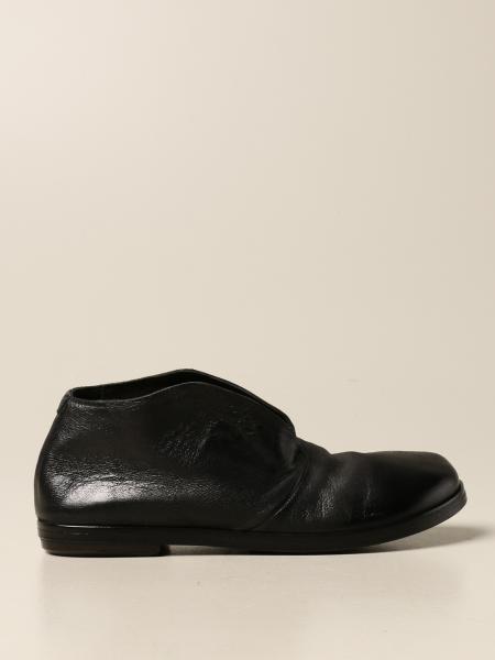Pantofola Listello Marsell in pelle