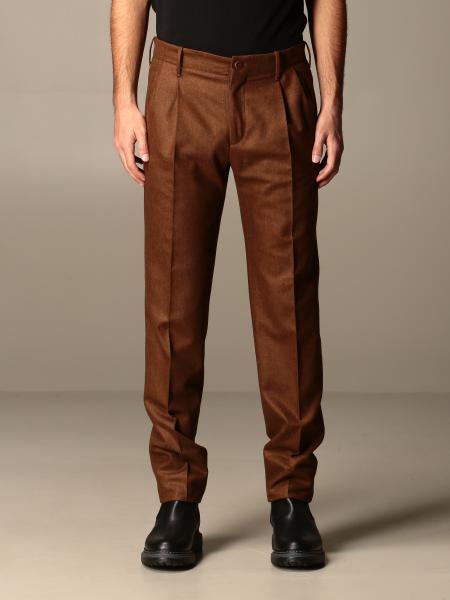 Incotex: Pantalone Incotex con tasche america