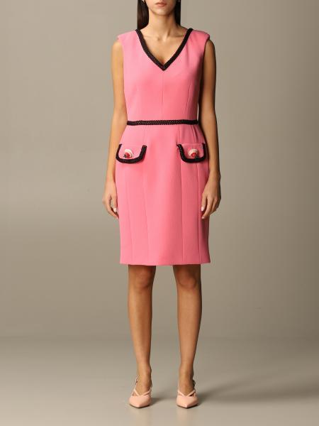 Kleid damen Moschino Couture