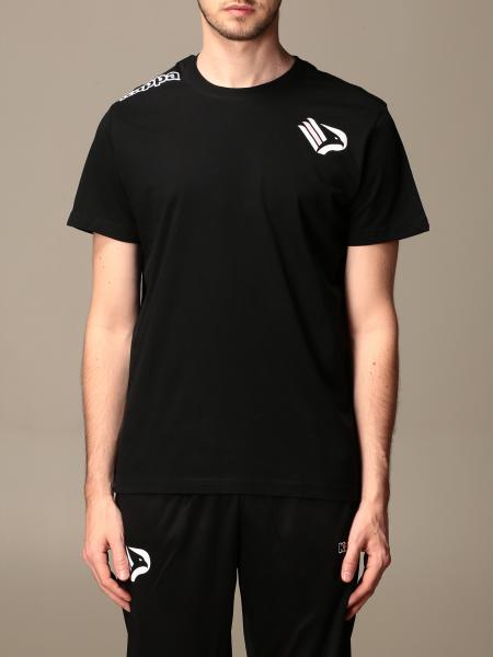 T-shirt kafers kappa da gara palermo in cotone