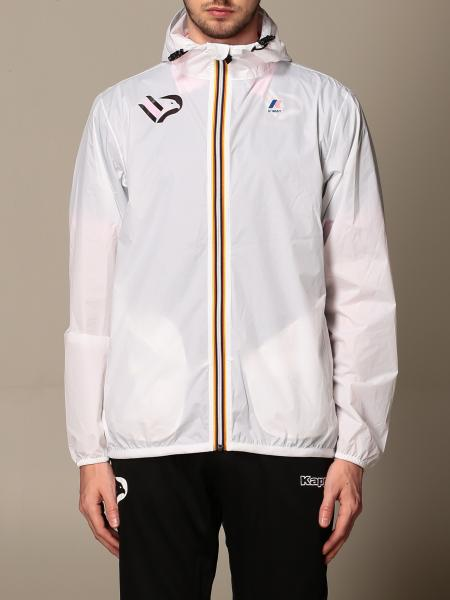 Le vrai 3.0 Claude K-way Palermo nylon jacket