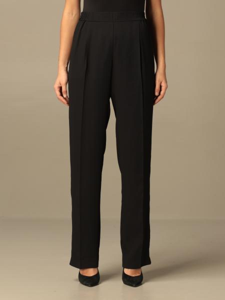 N° 21: N ° 21 jogging trousers with colored profiles