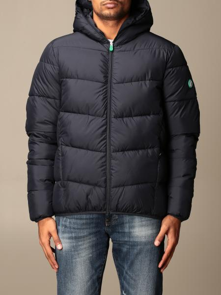 Save The Duck: Save The Duck reversible down jacket with zip
