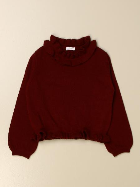 Maglia Il Gufo in lana vergine