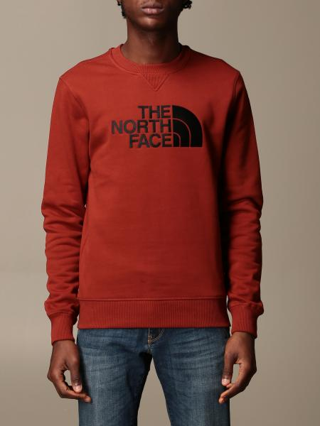The North Face: Felpa The North Face in cotone con logo