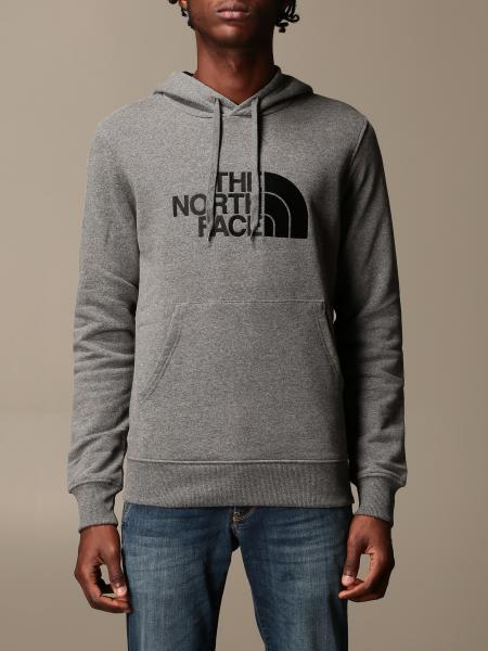 The North Face: Felpa The North Face con cappuccio e logo