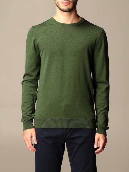 Hugo Boss: Hugo basic crewneck sweater